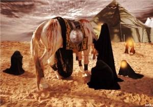 نقش اهل بیت امام حسین(ع) در تبلیغ کربلا