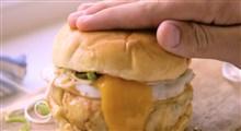 طرز تهیه ساندویچ تخم مرغ