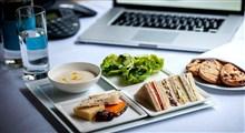 قوانین طلایی برای غذا خوردن صحیح در محل کار
