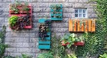 جذاب ترین ایده های طراحی باغ در خانه های کوچک