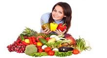 درمان جوش صورت با خوردن میوه های خوشمزه