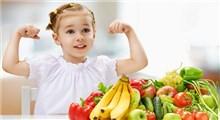 روش هایی برای تشویق کودکان به خوردن غذا های سالم
