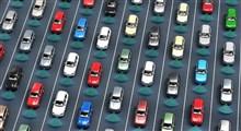 مسئله ترافیک و وسایل نقلیه خودران