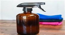 چکونه در خانه محلول ضدعفونی کننده درست کنیم؟
