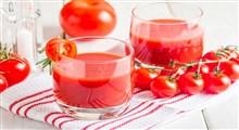 خواص آب گوجه فرنگی برای سلامتی