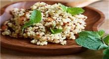 دستور پخت کینوآ با سبزیجات زمستانی تفت داده شده
