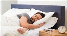 رابطه خوابیدن با دفع سموم از مغز