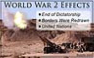 علل واقعی جنگ جهانی دوم و اثرات ویرانگر آن