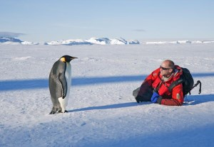 بوم گردی در قطب جنوب