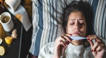 جلوگیری از آبریزش بینی در هنگام غذا خوردن