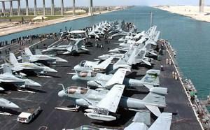 هواپیمابرها ؛ فرودگاه هایی در دریا