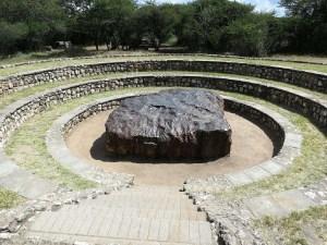 بزرگترین و سنگین ترین شهاب سنگ روی زمین