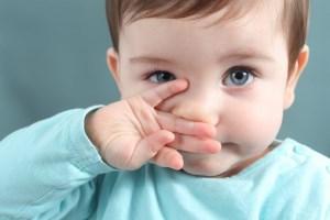 علایم عفونت سینوس در نوزادان و درمان آن