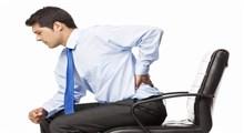 عوارض نشستن طولانی مدت کدامند؟