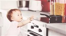 کمک های اولیه به هنگام سوختگی شیرخوار