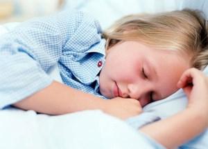 کودکان چه زمانی باید بخوابند؟
