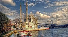 لذت تماشای غروب آفتاب برج گالاتا در تور استانبول