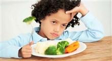 چرایی بیاشتهایی در کودکان