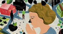 از دست رفتن حس بویایی بر اثر عفونت ویروسی