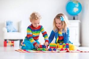 ۱۰ بازی مناسب برای کودکان ۴  ساله