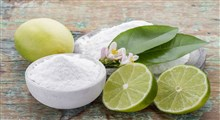 تهیه محلول تمیز کننده اسید سیتریک در پنج مرحله 