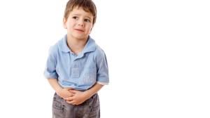 علت درد دور ناف در کودکان چیست؟