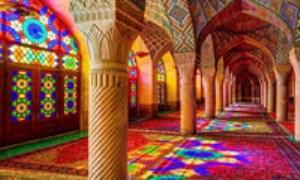 شکل مسجد در معماری سنتی ایران