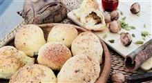 آموزش پخت سه مدل نان محلی مازندران