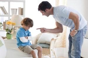 بدترین تنبیه برای کودک چیست؟
