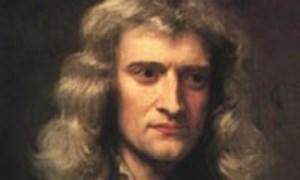 اسحاق نیوتن - یک دانشمند بزرگ