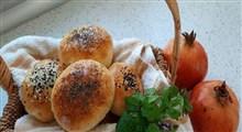 آموزش پخت سه نوع نان ترکیه ای