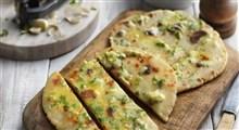 طرز تهیه سه مدل نان محلی خراسان