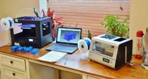تبدیل مواد بازیافتی به جوهر پرینتر سه بعدی
