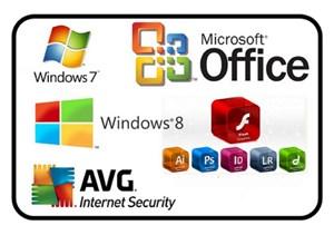 مقایسه میان نرم افزار کاربردی و نرم افزار سیستمی