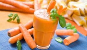 خواص آب هویج برای سلامت بدن