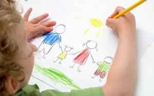 چگونگی آموزش نقاشی به کودکان