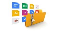 روشهای کاهش حجم فایل