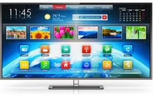تلویزیونهای هوشمند ـ تلویزیون و اینترنت