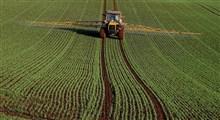 سمپاشی و وجین کردن در کشاورزی مدرن