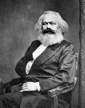 نظام فکری مارکس