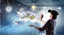 اطلاعاتی در خصوص واقعیت مجازی