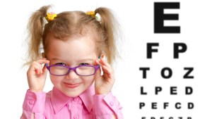 مشکلات بینایی کودکان