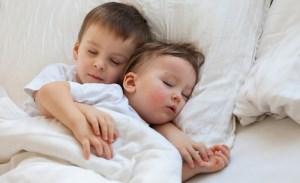 جدول زمانی خواب در کودکان