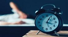 راههای جلوگیری و درمان بی خوابی