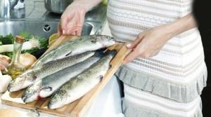 خواص ماهی در دوران بارداری