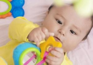 روش های تقویت هوش در نوزاد
