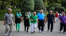 تاثیر تفریح بر کیفیت زندگی سالمندان