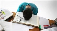 چه حدی از نگرانی در ایام امتحانات عادی است؟