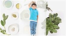 مواد غذایی برای افزایش قد کودکان (بخش اول)