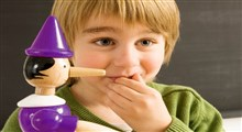 انواع دروغ گویی در کودکان